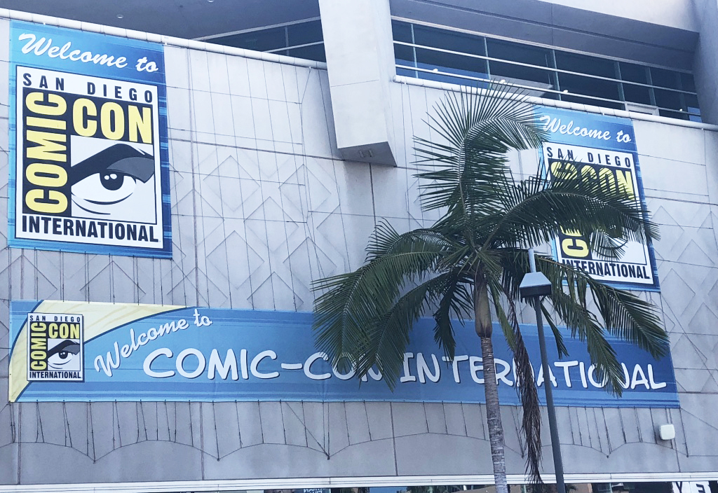 Comic-Con Photo Tour: 12 Brand Experiences That Made Us Geek Out