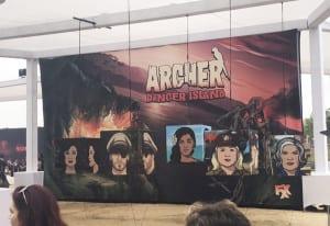 Comic-Con 2018_fx archer