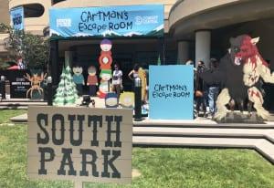 Comic-Con 2018_south park