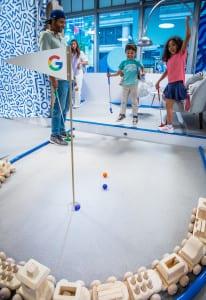 Google Home Mini Golf 2018_3