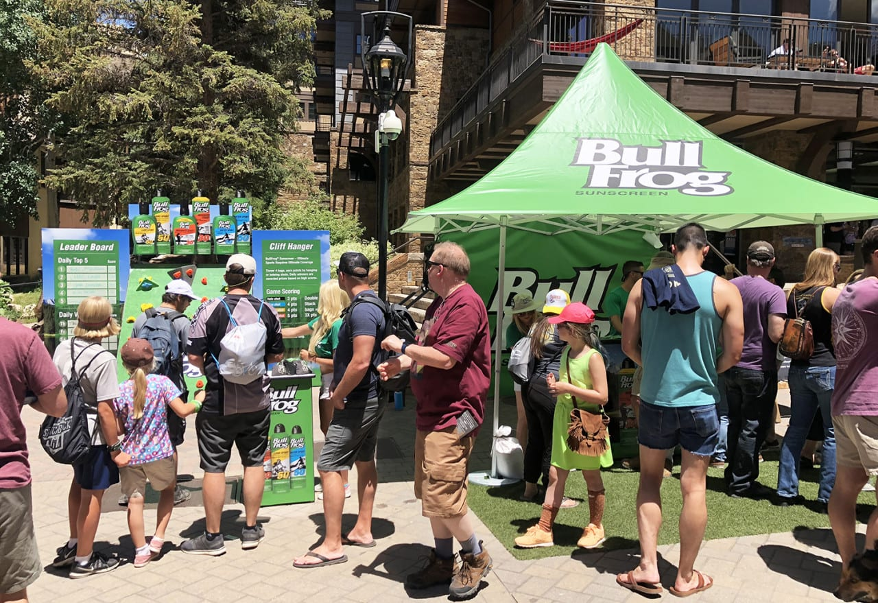 Why BullFrog Sunscreen's GoPro Mountain Games Partnership Was a 'Perfect Marriage'