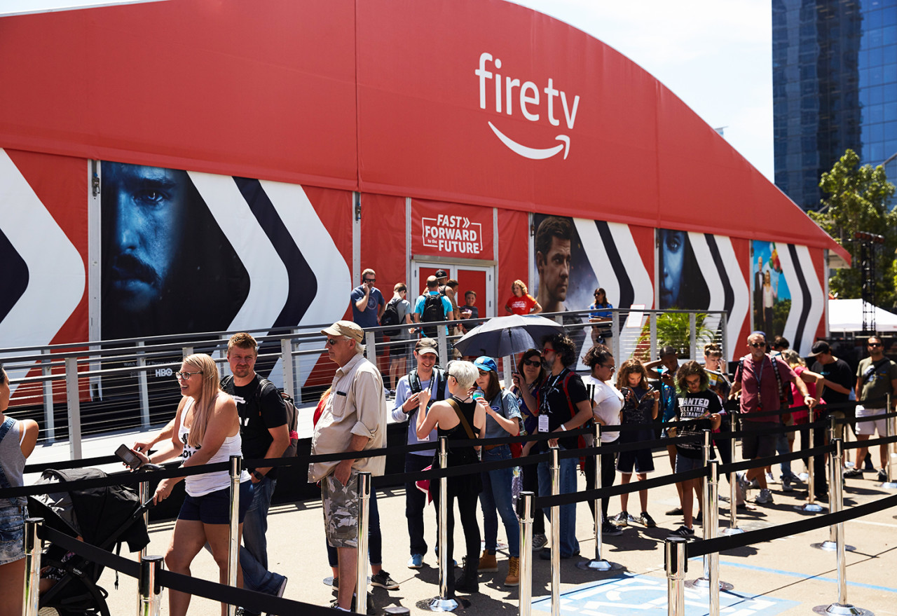 Q&A: Amazon Fire TV Talks Comic-Con, Content and Humanizing its Brand