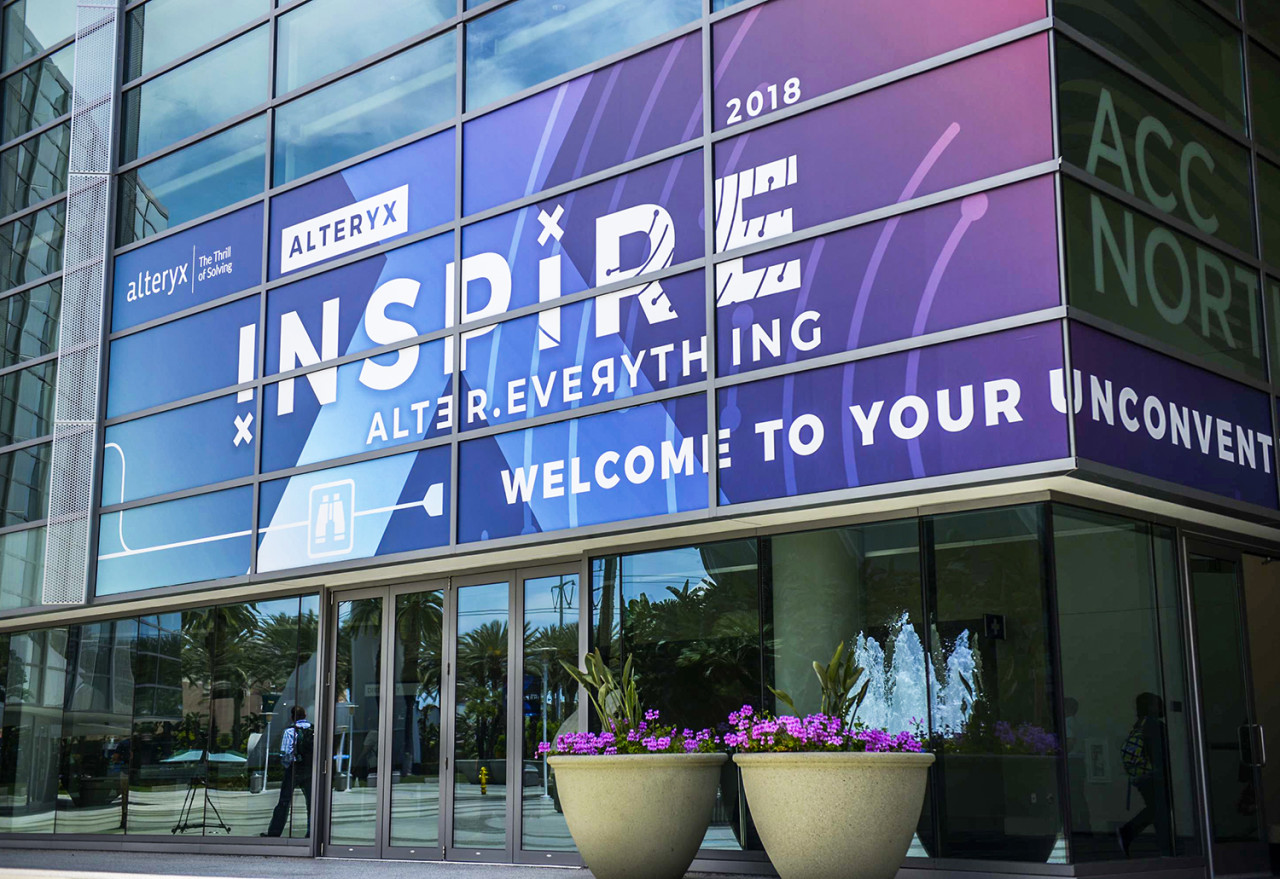 Alteryx Inspires 3,000 Data Scientists to 'Alter.Everything'