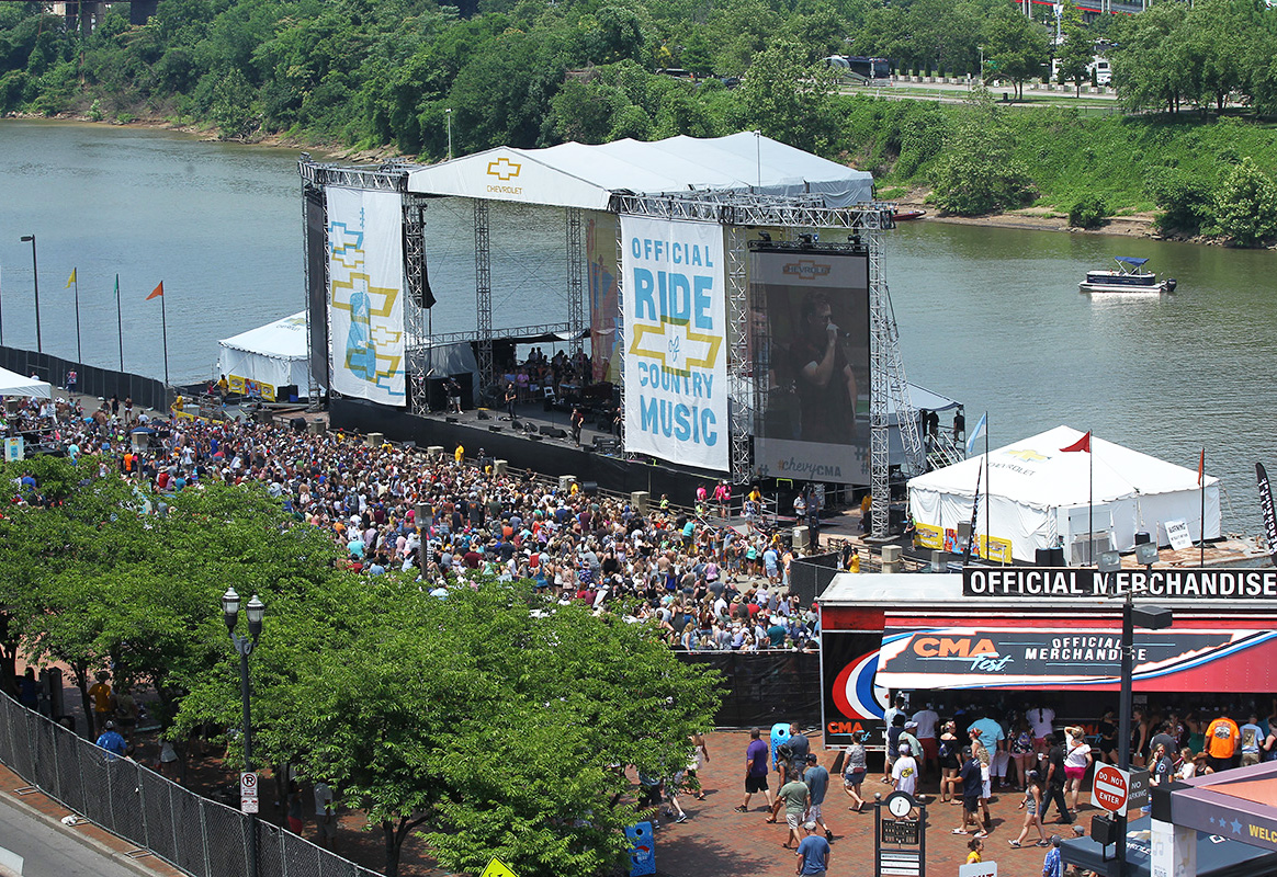 Four Ways Chevy Evolved its 2018 CMA Fest Sponsorship Program