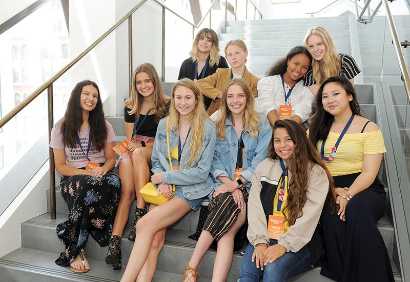 Teen Vogue Summit 2018: #TurnUp  - Day 1