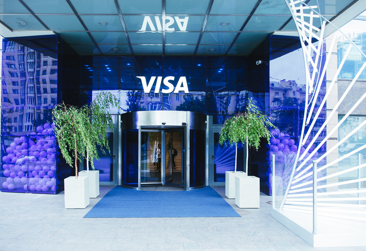 Visa's World Cup Activations Score With Fans Across the Globe