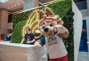Visa World Cup 2018_Mascot Zabivaka