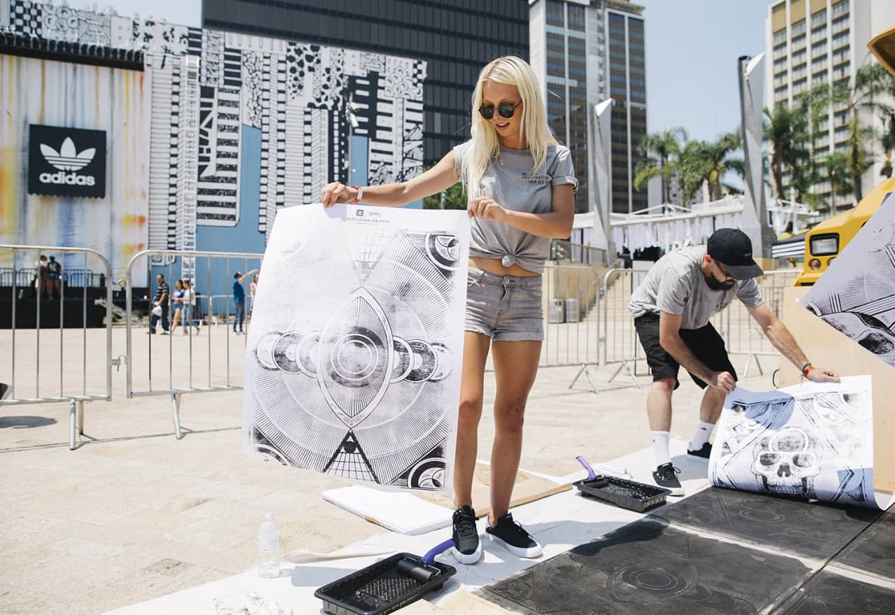Action Sports, Fashion and Art Collide at the Inaugural 'Destination San Diego'