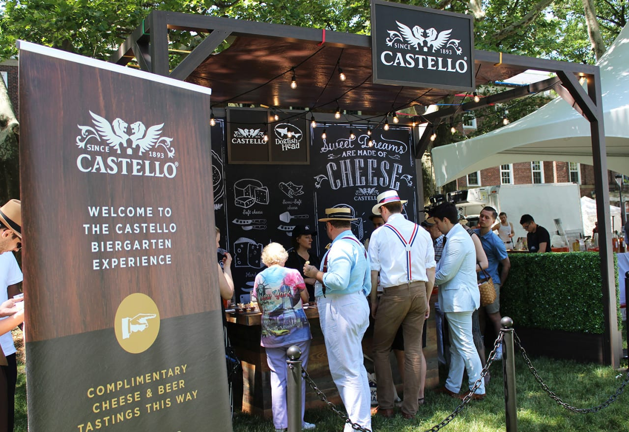 Sampling: Castello Reimagines Cheese Pairings with Dogfish Head Beer and Mongers