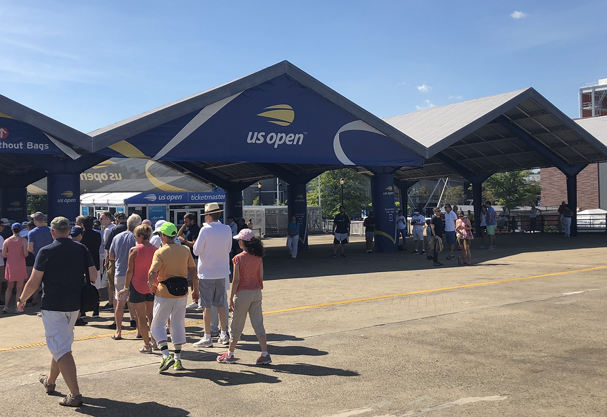 Inside the US Open: Five Brands That Scored With Tennis Fans