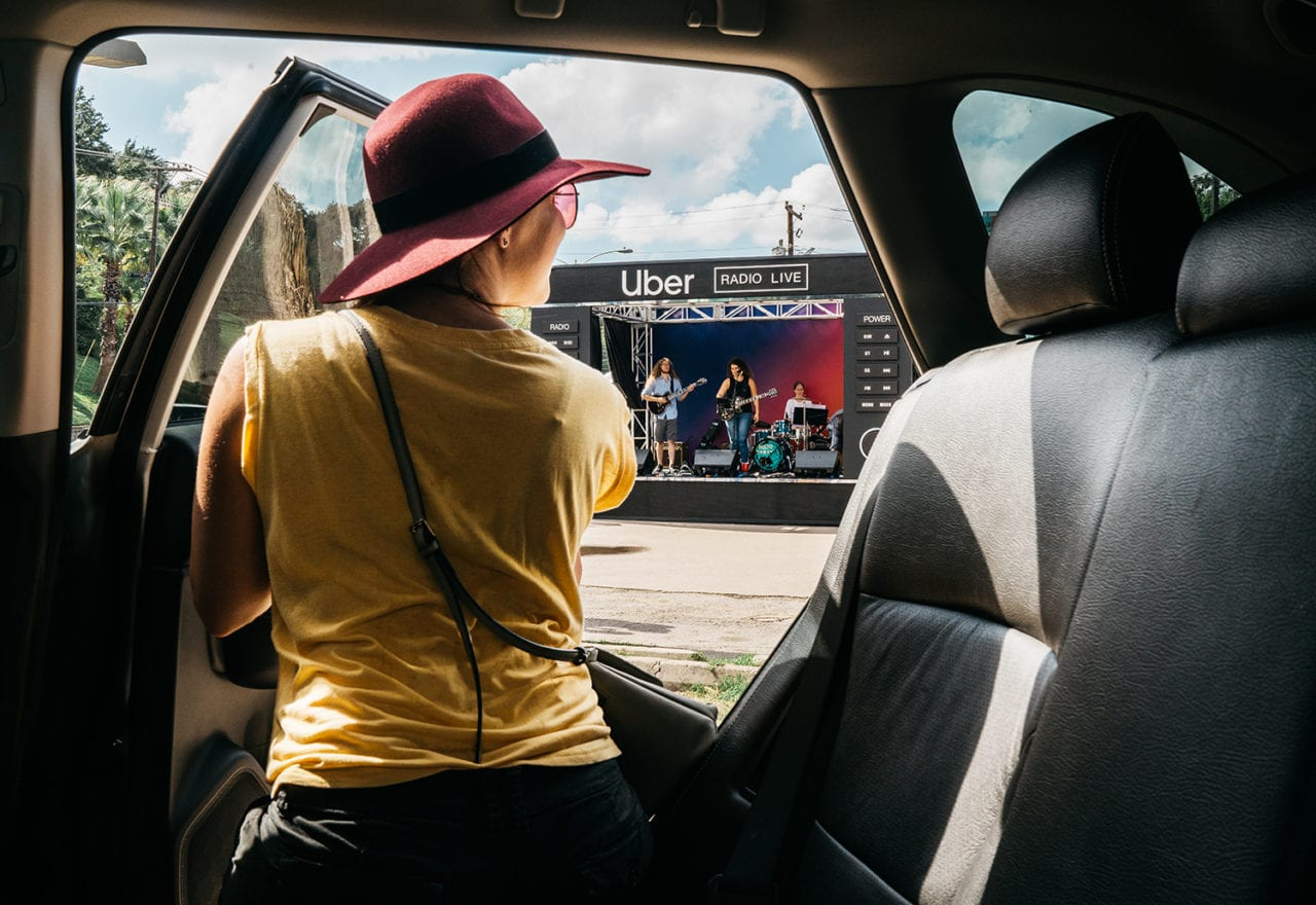 Uber Activates a Localized Festival Strategy at Austin City Limits With Uber Radio Live