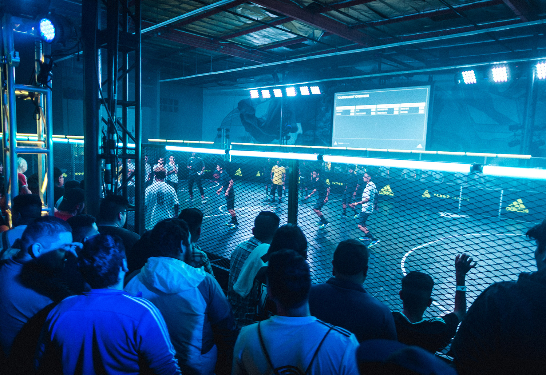 Adidas Tango League Brings Street Soccer to U.S. Urban Communities to Engage Fans