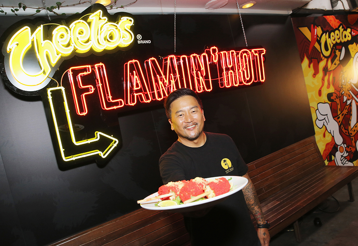Cheetos' Restaurant Returns as the Flamin' Hot Spot in Los Angeles