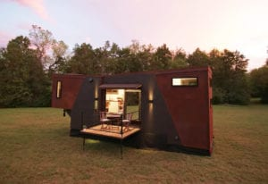 The Dunkin' Donuts Tiny House Highlights a Small but Mighty Experiential Trend