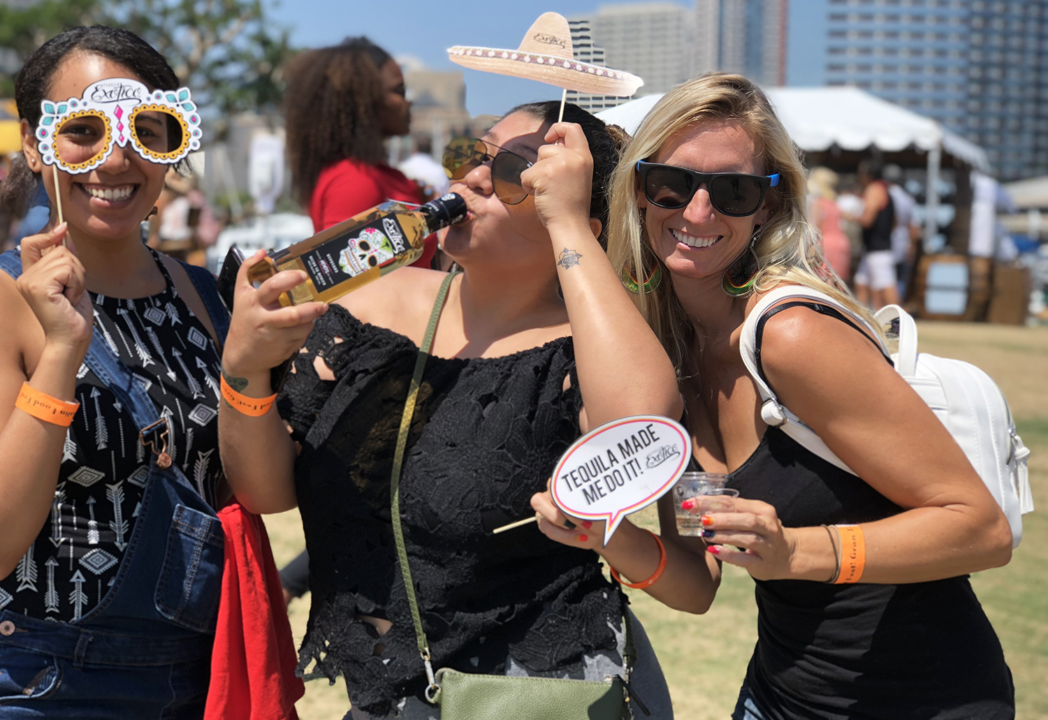 Exotico Tequila Lures Millennials With Boozy Snow Cones, Carnival Games and Giveaways