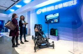 Inside Intel House at Fast Company Innovation Festival: AI and 5G Technologies