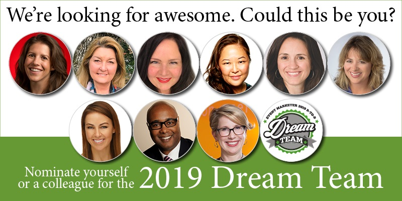 Call for Nominations: The 2019 B-to-B Dream Team