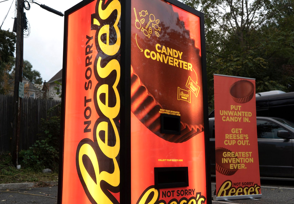 Halloween Experiential: Brands Treat Consumers to Stunts, Swaps and Snapchat
