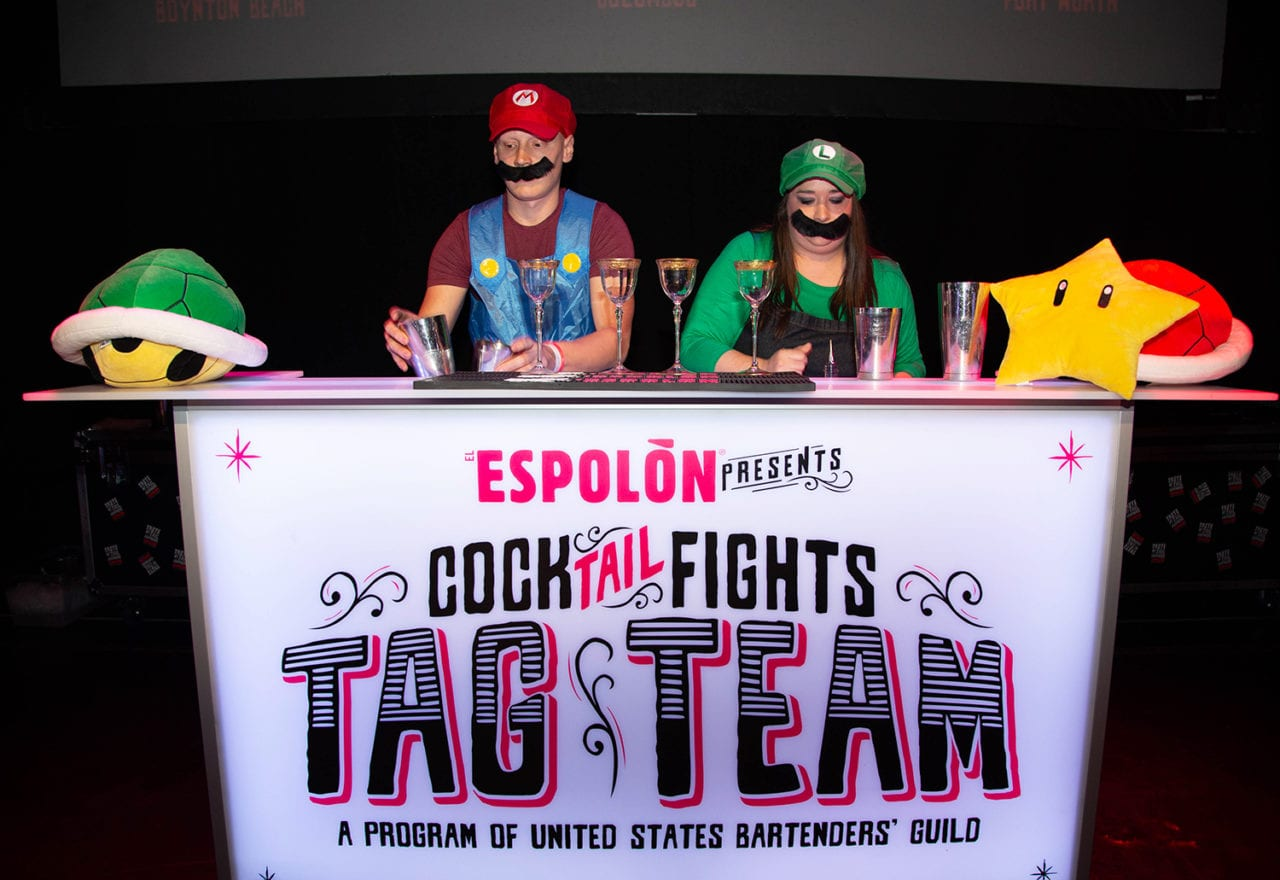 How Espolon Tequila Wins Over Bartenders with 'Cocktail Fights' and Costumes