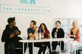 Inside LetsGetChecked's 'Longevity Lab': On-Site Health Tests, an Influencer Panel and the UFC's TJ Dillashaw