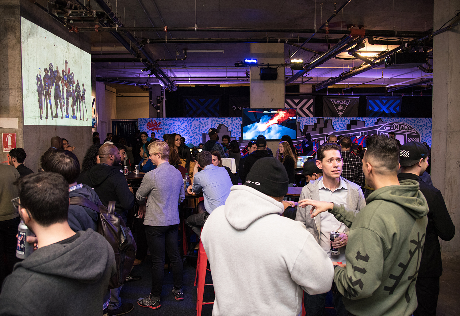 Overwatch League Team NY Excelsior Creates a Pop-up Shop for the Gaming Community
