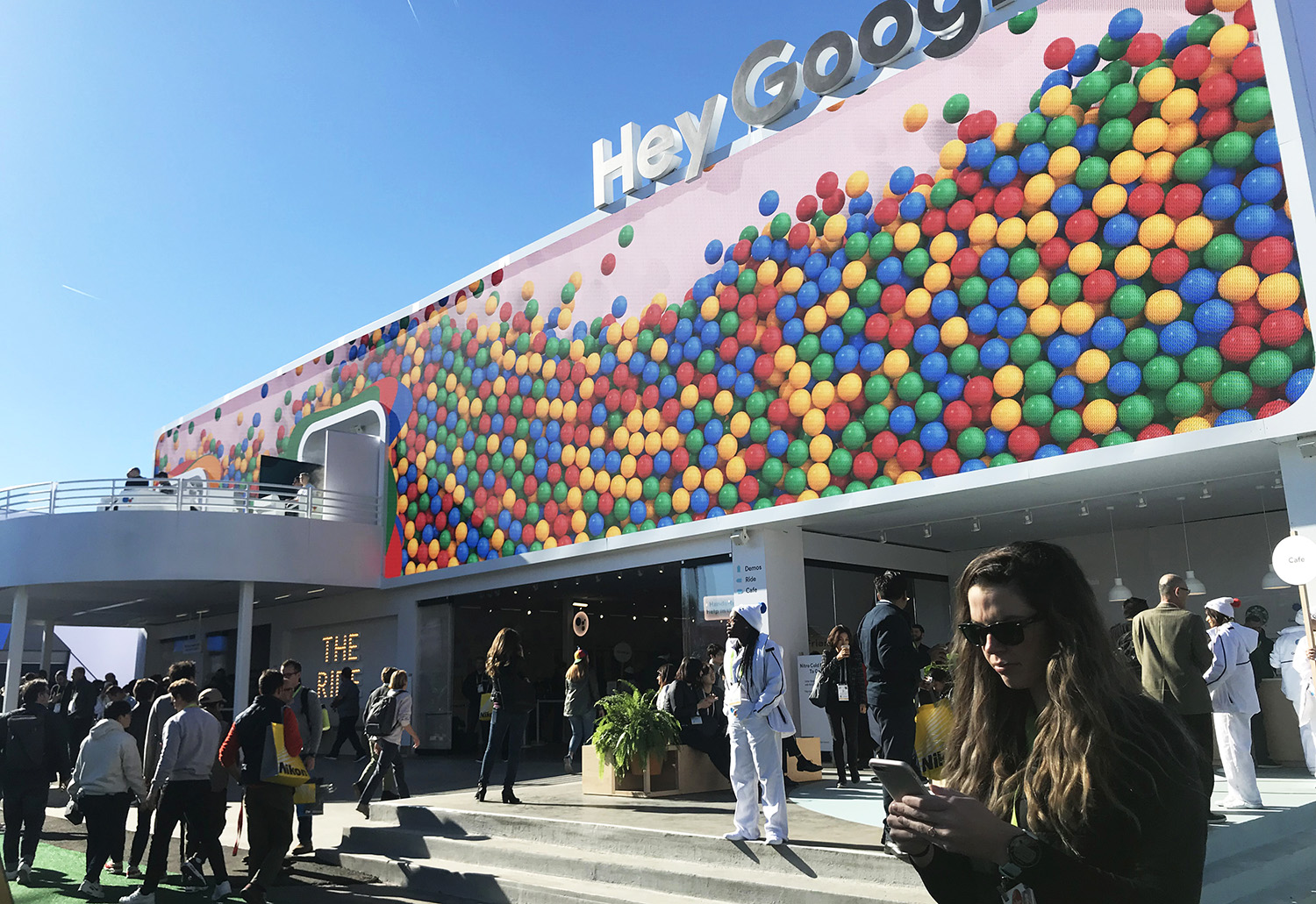 CES 2019: How Google Took Attendees for a Ride