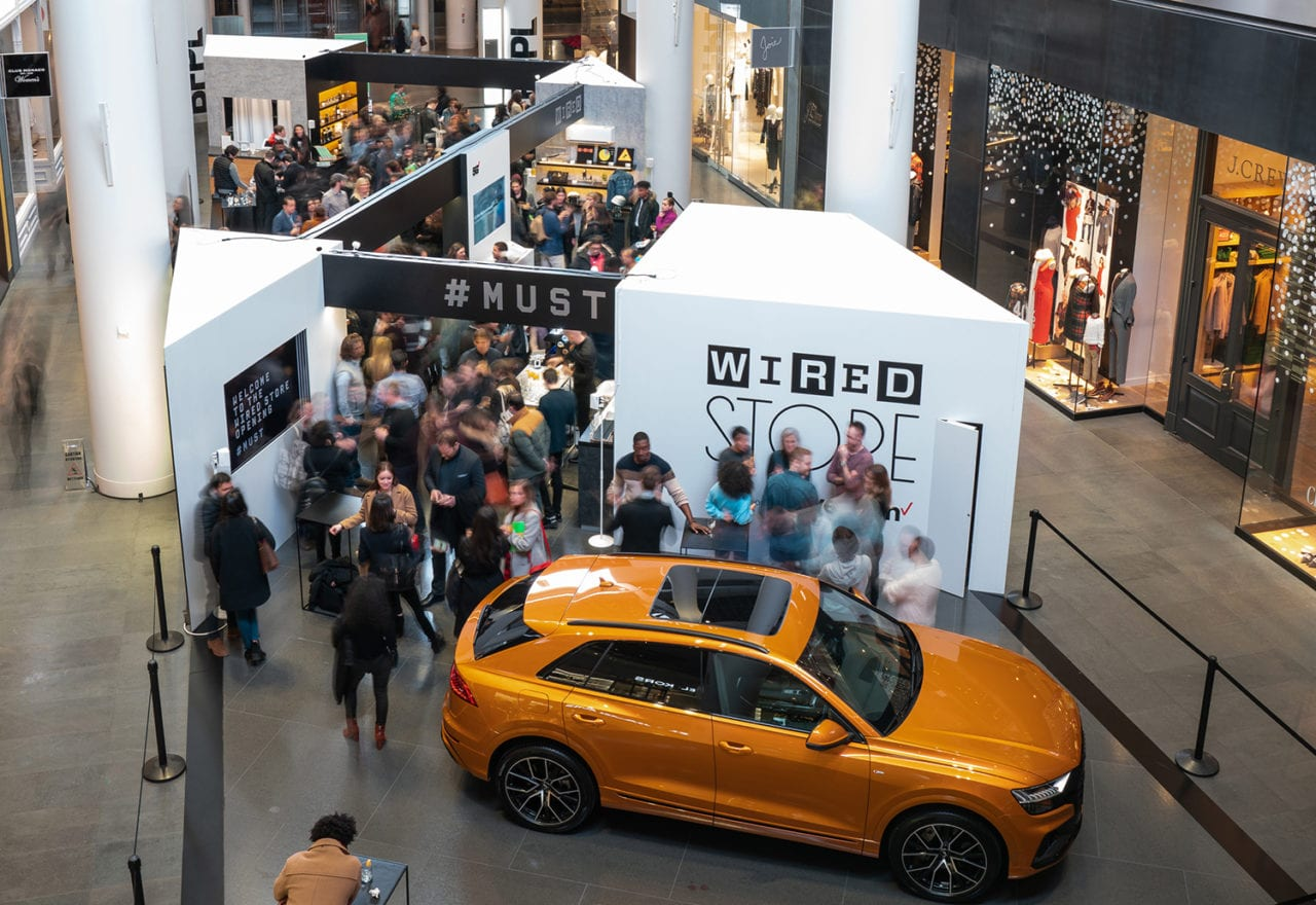 With Sponsor Verizon, WIRED's Holiday Pop-up Store Celebrates its Fifteenth Year