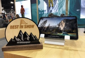 AR Case Study: Mountain Hardwear Brings Augmented Reality to Outdoor Retailer