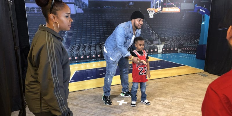 Photo Tour: Five Brands Scoring with Fans at NBA All-Star Weekend