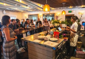 Photo Tour: How Summit Revamped its Culinary Program with Brand Integrations
