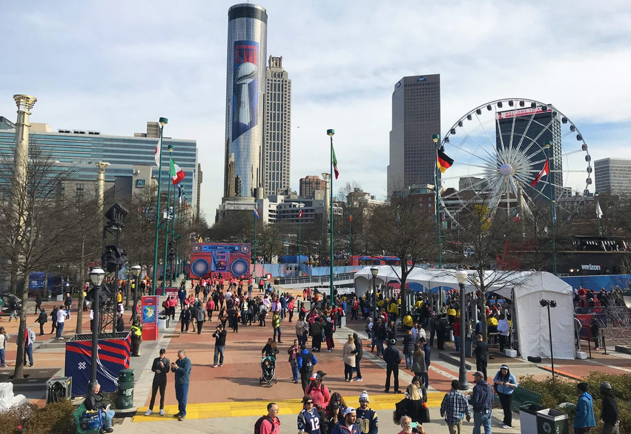 Roundup: Brand Experiences at Super Bowl 53 in Atlanta