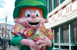 General Mills Activates Lucky Charms 'Drops' in Boston for St. Patrick's Day