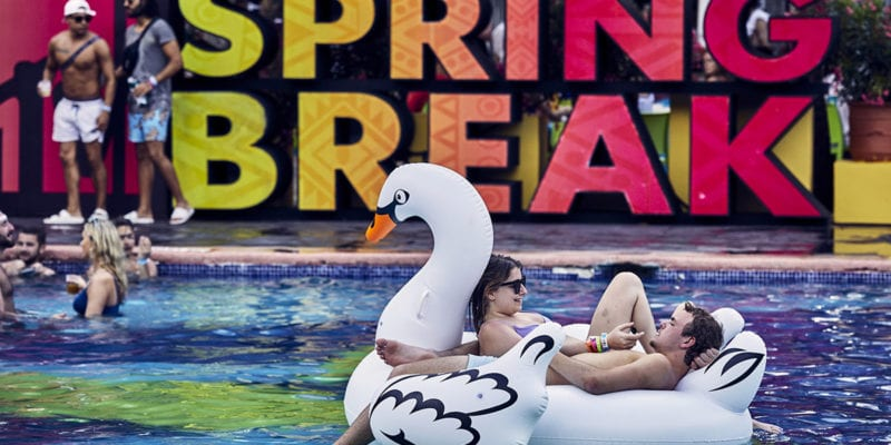 MTV Spring Break Makes a Comeback with an Experiential Marketing Twist