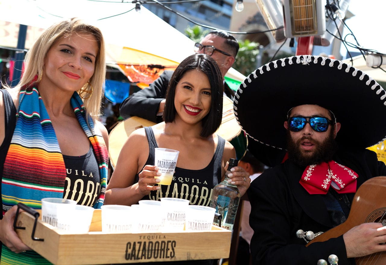 Cazadores Kicks off Tequila Season with a 15-market Cinco de Mayo Program