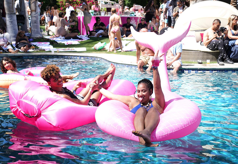 Indio Invasion: T-Mobile and Pandora Rock Coachella