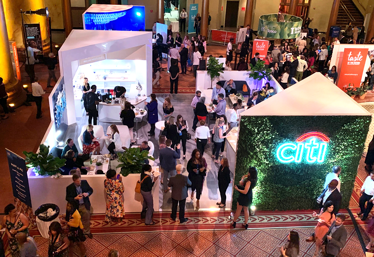 Citi at Taste of the Nation: Taiwanese Cuisine, Molecular Mixology and a Chocolatier