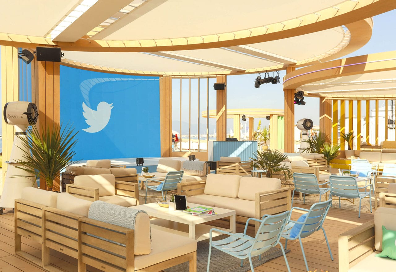 Twitter's Head of Global Events Talks Experiential at Cannes Lions 2019