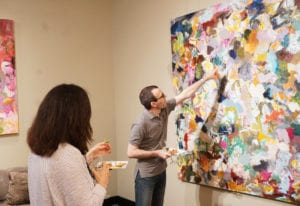From Biometric Installations to Wall Murals: Inside Four Art-Centric Activations