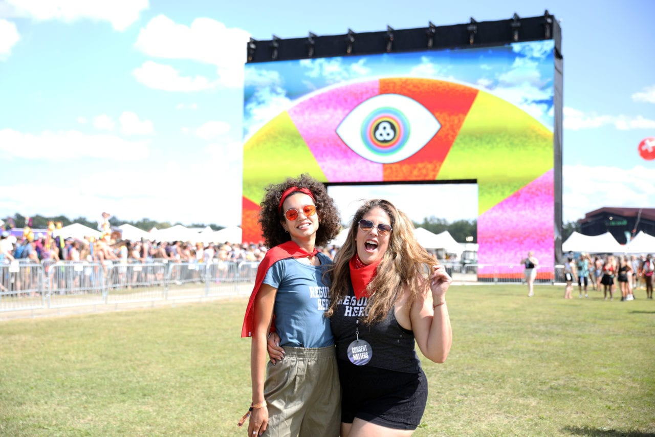 We return to Bonnaroo in search of fresh sponsors, experiences and 'happy' consumers
