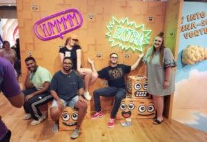 Families Take Multisensory Tours of Cinnamon Toast Crunch's 'Cinnaverse'