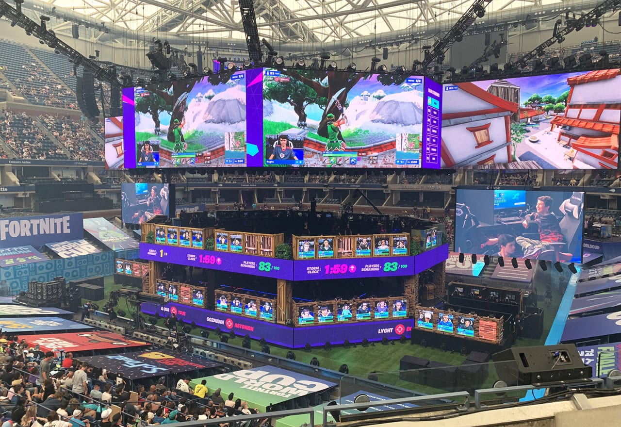 Epic Games' Fortnite World Cup Event Part 2: The Solos Competition