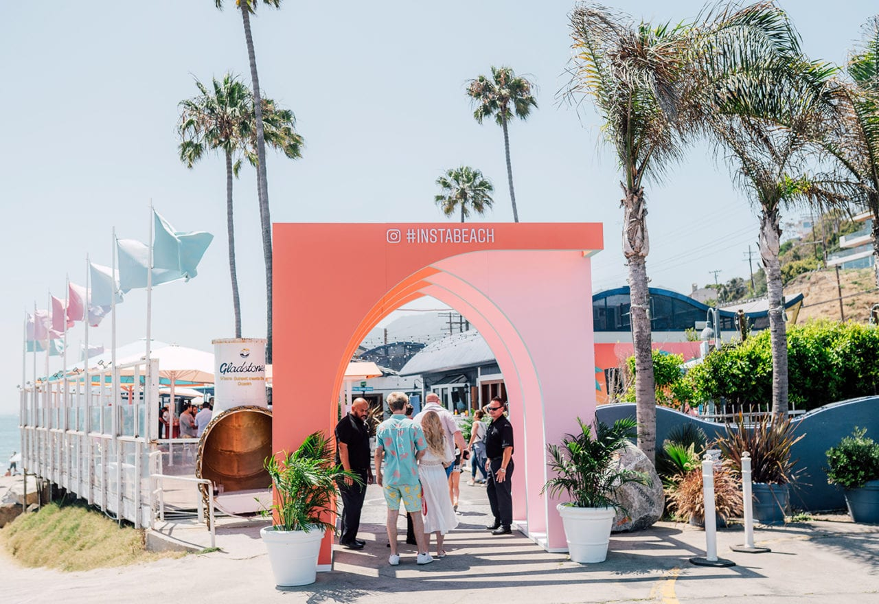 Instabeach and Instaskate: Seasonal Events for Instagram's Community of Creators