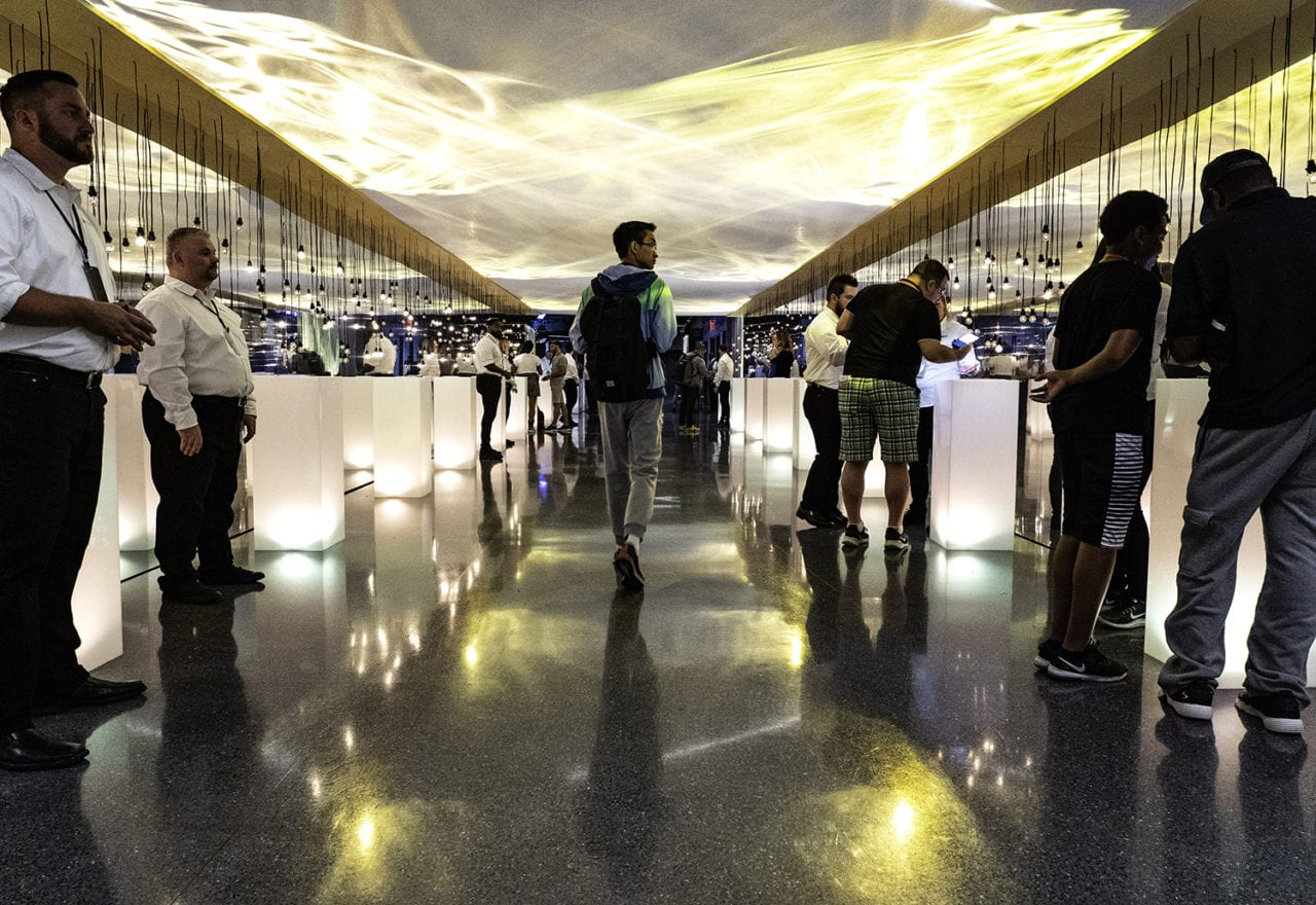 Launch Events: Lighting Design Ideas from Samsung Unpacked