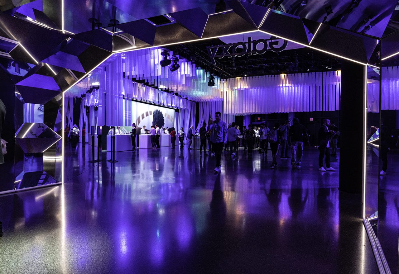 Launch Events: Lighting Design Ideas from Samsung Unpacked ...