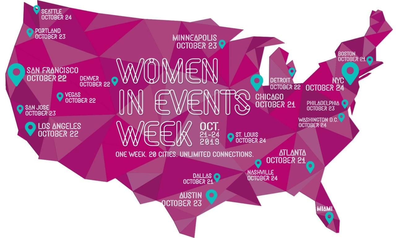 Women in Events Week 2019