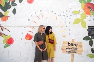 Bare Snacks Sampling Pop-up
