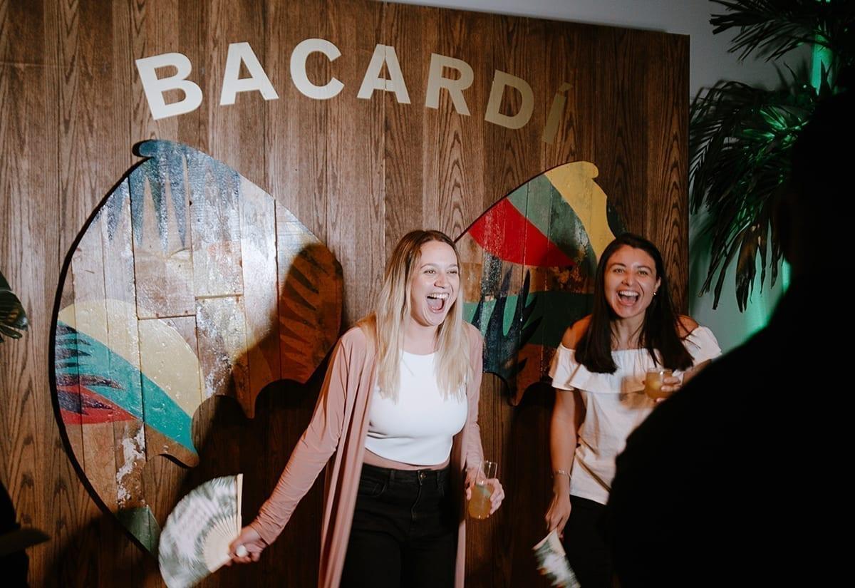 Bacardí's Rum Room at Art Basel: Sampling, Giveaways and a Swizz Beatz Show