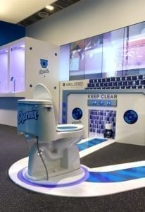 rollbot-booth-charmin-ces-2020