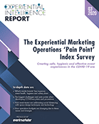 The Experiential Marketing Operations 'Pain Point' Index Survey