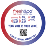 fresh&co election polls 2020